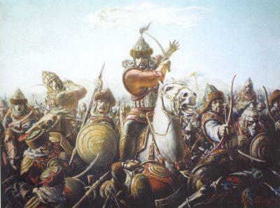 Как «Карасай» стал боевым кличем среди казахов