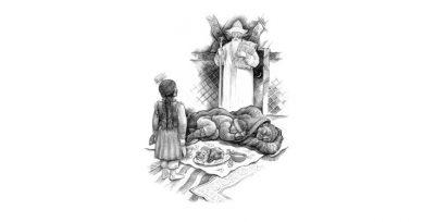Даритель счастья Святой Кыдыр