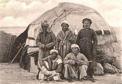 Казахи. Устюрт, 19 век