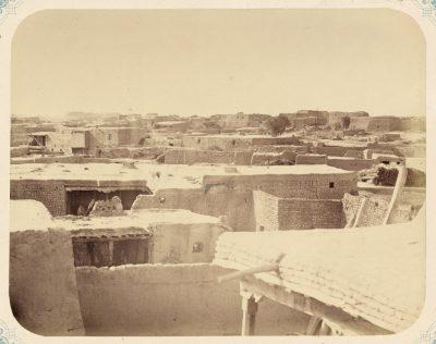 Туркестан. Часть города Базар-Баши