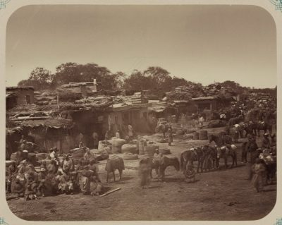 Город Аулие Ата (Тараз 19 века). Фотоснимки Туркестанского альбома