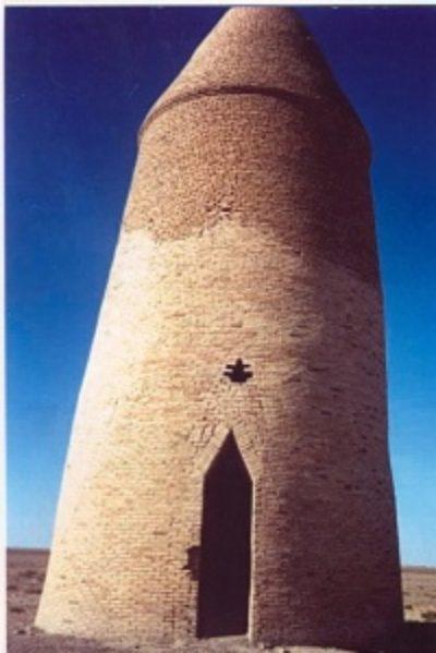 Башня Сараман-Коса