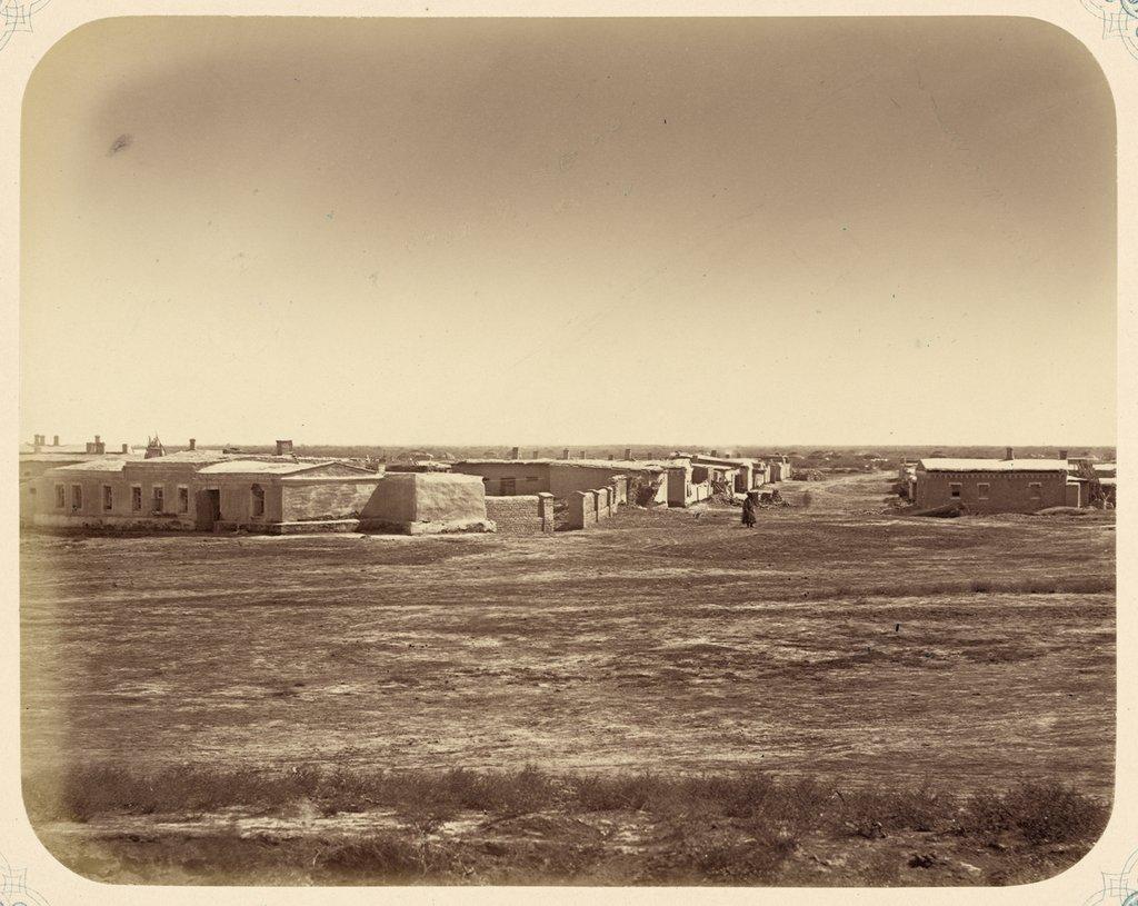 Фотографии Кызылорды 19 века
