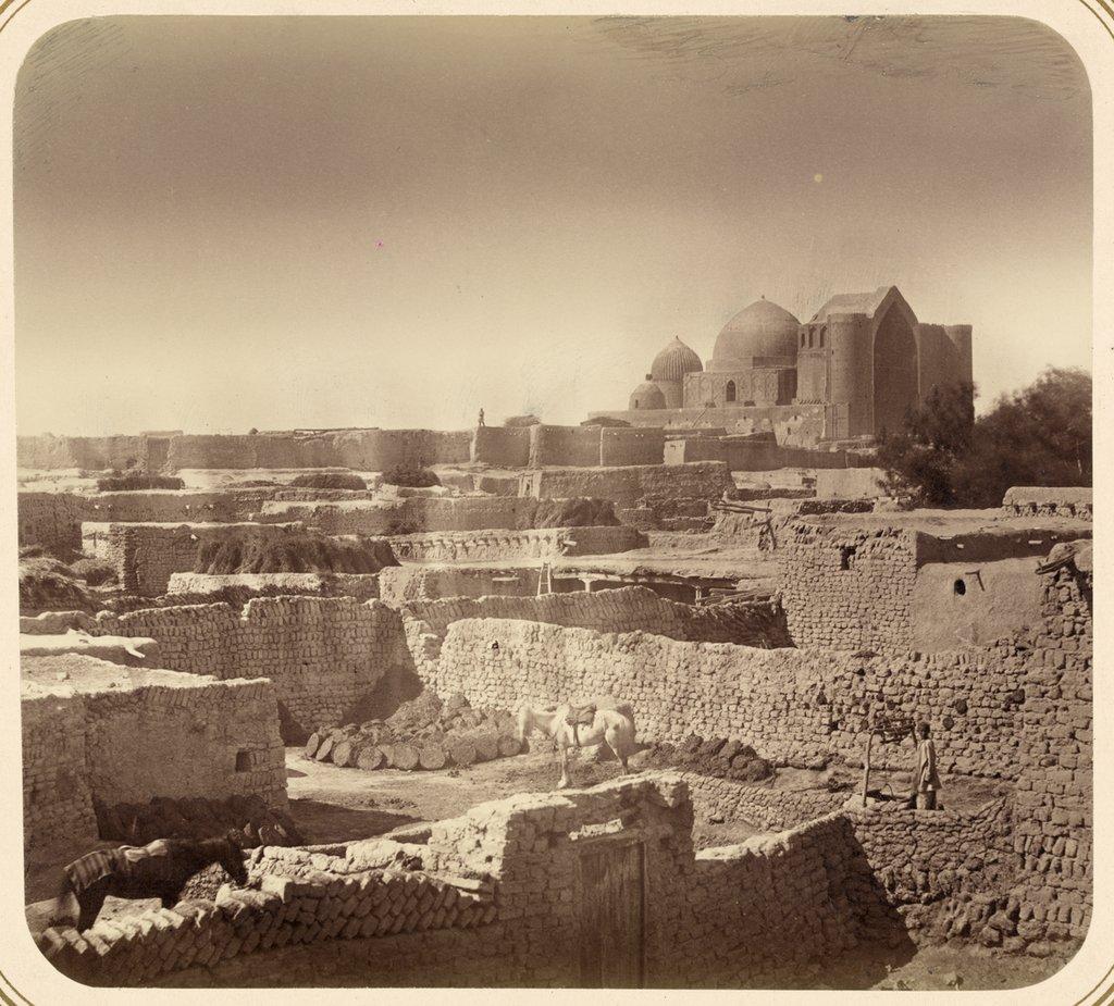 Редкие фотографии Туркестана 19 века