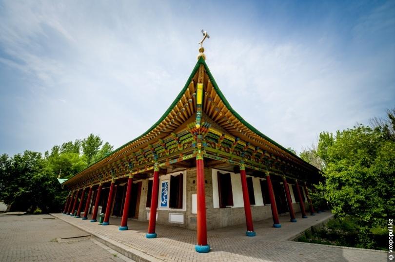 Сакральная география: Жаркентская мечеть