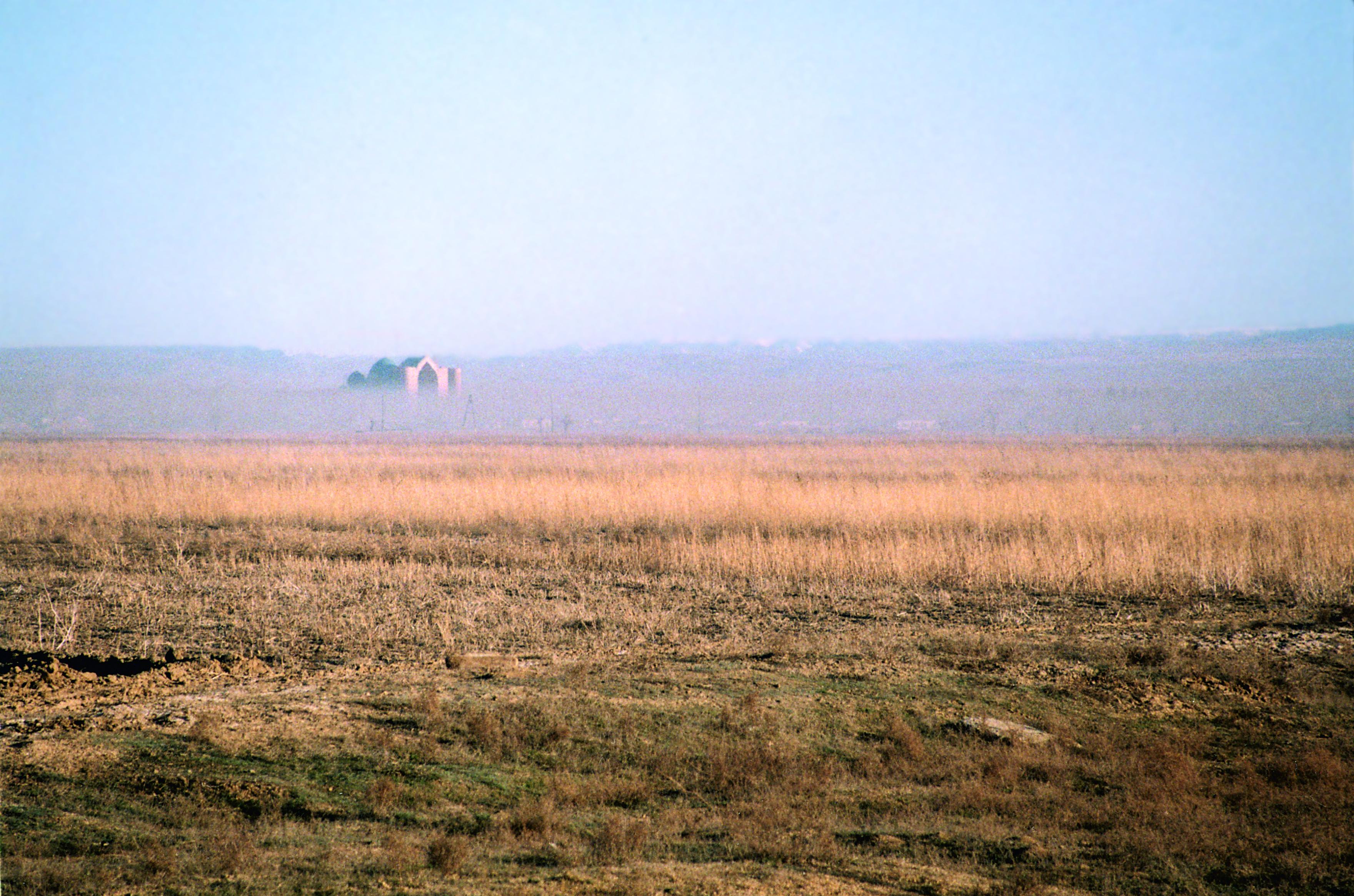 100 общенациональных сакральных объектов Казахстана