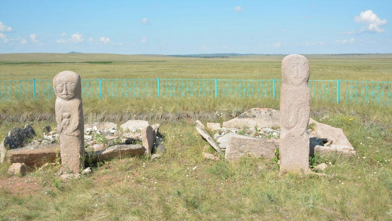 Где в Казахстане можно увидеть резиденцию тюркских правителей