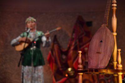 Спустя век домбра Акана серы прозвучала в Алматы