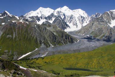 Сакральная ледяная гора