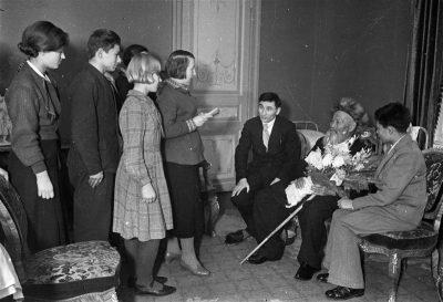 Жамбыл 12 января 1938