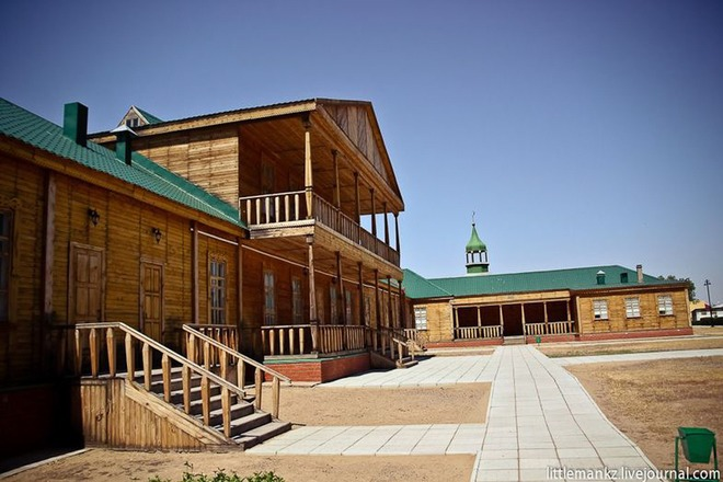 Исторический комплекс «Бокей Ордасы» вошел в сакральную карту Казахстана
