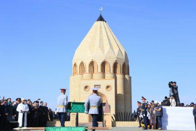 Захоронение Кейки батыра