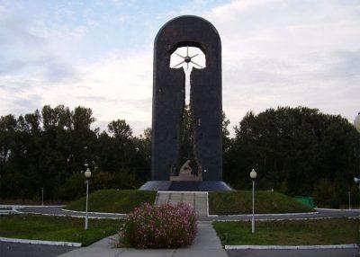 Монумент «Сильнее смерти»