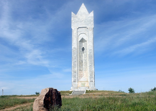 Ордабасы – сакральное место для казахского народа