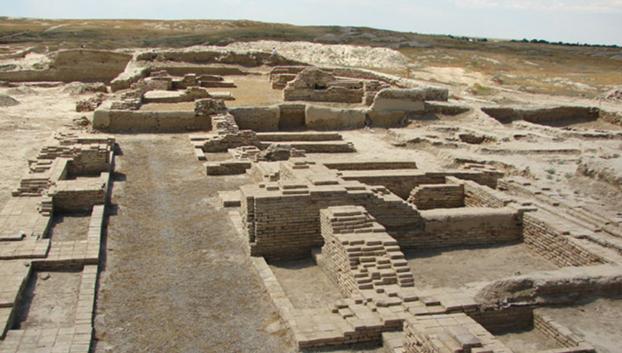 Древний город Казахстана, разрушенный дважды