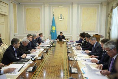 А.Джаксыбеков: На новом этапе реализации «Рухани жаңғыру» важно сохранить набранный темп
